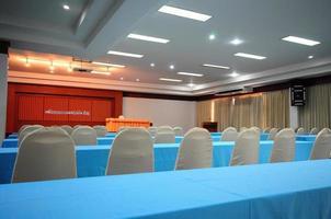 salle de séminaire photo