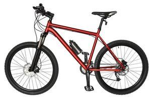 vélo de montagne photo
