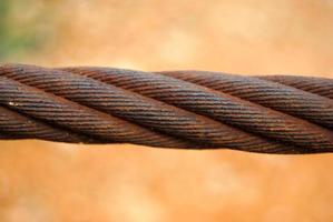 cable de acero photo