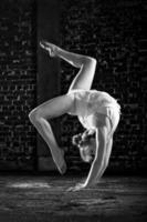gymnaste photo
