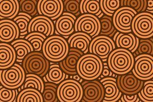 solution brillante (fond de spirales) photo