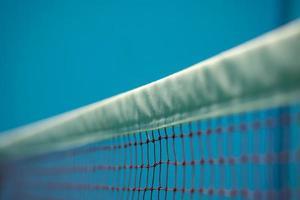 terrain de badminton photo