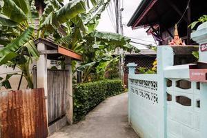 thaïlande bangkok - rue photo