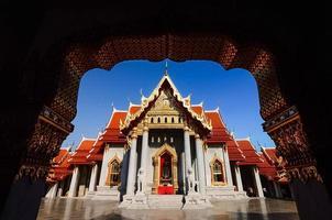 wat benjamabophit à bangkok
