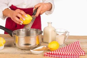 arôme citron photo