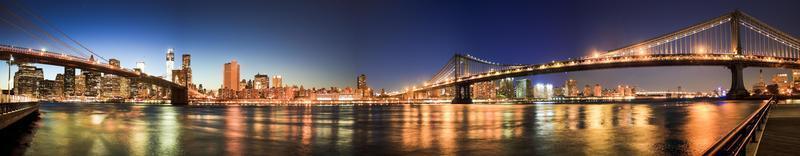 panorama de nyc photo