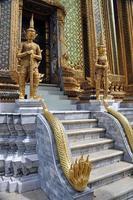 grand palais, bangkok, thaïlande.