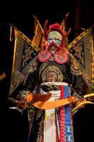 clown d'opéra de Chine