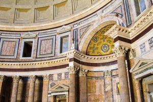 panthéon rome italie photo