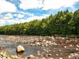 ruisseau ouest du canada