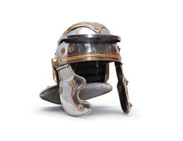 casque romain antique photo