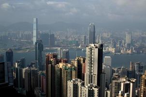 la vue de pointe, hong kong photo