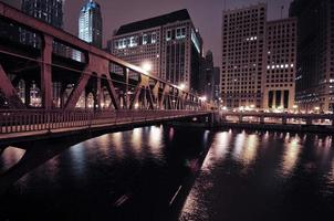promenade fluviale de chicago