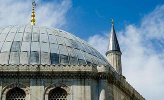 la hagia sophia d'istanbul photo