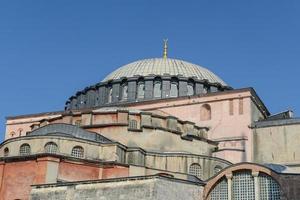 hagia sophia à istanbul turquie