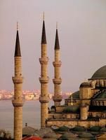 mosquée de sultanahmet photo