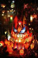 Laternes dans le Grand Bazar, Istanbul, Turquie photo