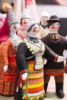poupées faites à la main