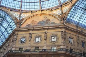 galleria vittorio emanuele ii milan photo