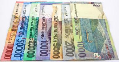 argent de l'Indonésie