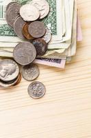 La monnaie américaine photo