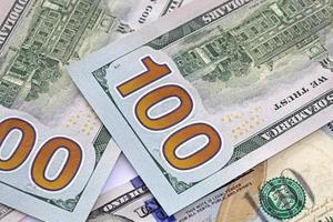 argent américain photo