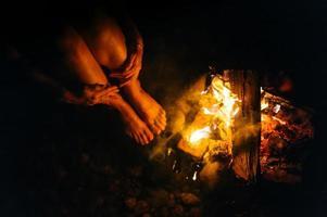 feu de femme photo