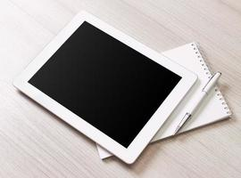 tablette numérique photo
