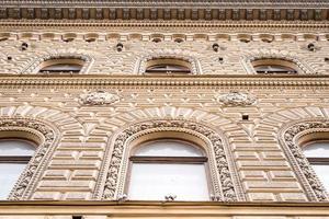 gros plan de façade photo