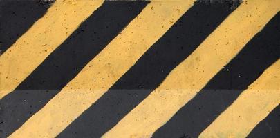 gros plan de barrière. photo