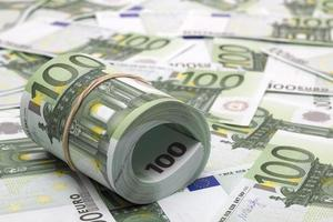 monnaie, gros plan photo