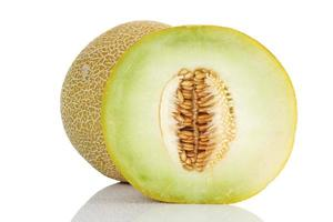 melons, gros plan photo