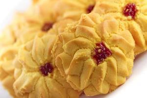 biscuits de sable bouchent photo