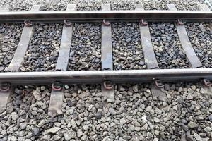 bouchent les voies ferrées photo
