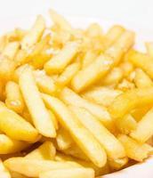 gros plan frit français