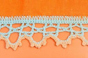 crochet dentelle bouchent photo