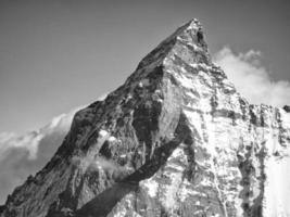 Montagne photo