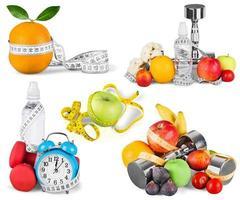 ajustement, fitness, santé photo