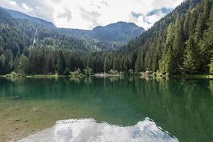 lac de cerf photo