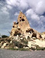 la cappadoce. dinde. photo