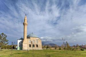 mosquée en turquie photo