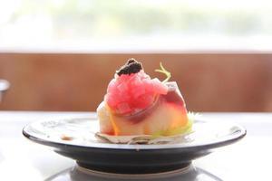 Sushi au thon