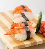 sushi nigiri photo
