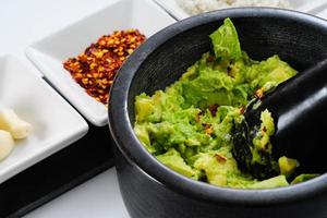 faire du guacamole