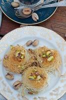 baklava dessert traditionnel du Moyen-Orient