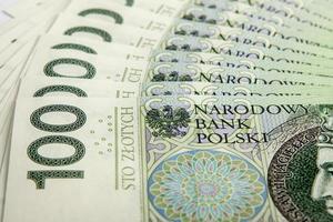 billet de banque 100 pln