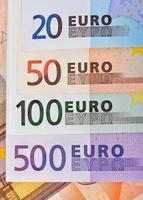 billet en euros
