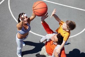 attraper la balle! photo
