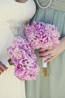 fleurs de mariage photo