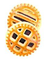 biscuits à la confiture de cerises photo